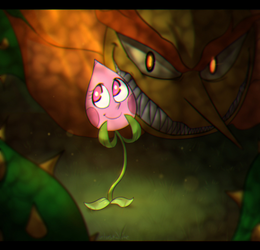Cuphead | Beware the Dad in the Woods by Atlas-White