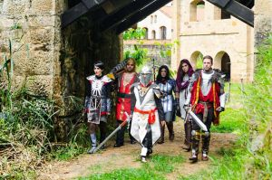 Dragon Age Keepers Photoshoot 02 by lpfaintgirl