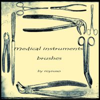 medical instruments by Myruso