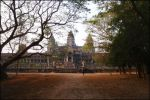 The Road to Angkor Wat by SilverDolphin