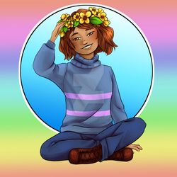 Flower Crowns are still Cool! by PeroxideOwl