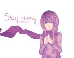 stay strong by Seeing-inTechnicolor