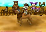 Rodeo Time by Foxymon