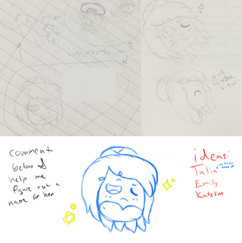 experience sketch cluster 2 !! by netflixandsapphire