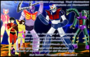 Words by heroes (1) - Mazinger Z by Kojiana
