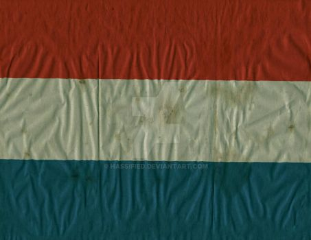 Dutch Flag by hassified
