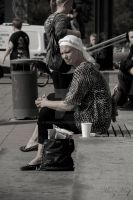 Waiting [Street Life Series] by iMehnaz