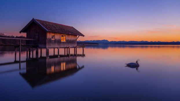 Ammersee | 6511 by Dr007
