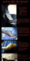 Grell Sutcliff Shoe Tutorial by Alalein