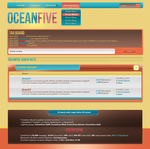 Ocean Five Forumfree Skin by antonlife