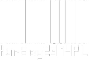 KarBoy2314PL's Barcode (No Background) by KarBoy2314PL