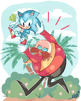 SONIC MANIA ADVENTURES!! by chibiirose