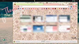 Theme.GoogleChrome.Fashon by coral-m