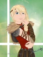 Astrid by DianAxColibrY