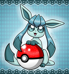 Glaceon by drinkyourvegetable