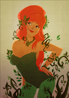 Poison Ivy by VPdessin