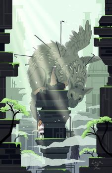 The Last Guardian by lackofa