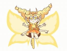 Stars new form thing by mabill2001