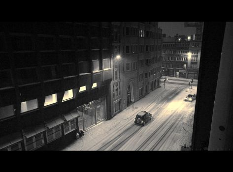 It was a cold and snowy night I by passacaglia