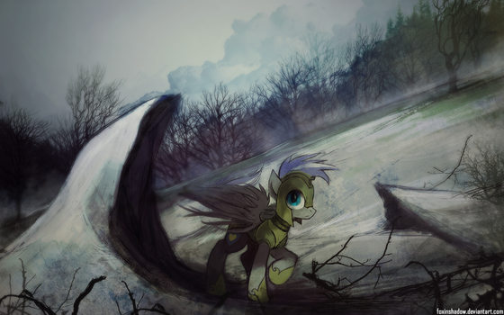 Patrol by FoxInShadow