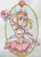 water color try by Kinteki