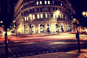 Streets of London Town by TheLovingKind89