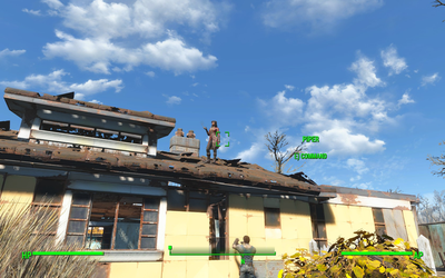 Fallout 4: Just what are you smoking Piper? by RustyRaccoon