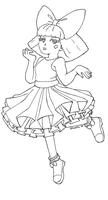 Diva - LOL Suprise Doll - Coloring Page by hinoraito