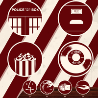 Art Deco Icons by STCroiss