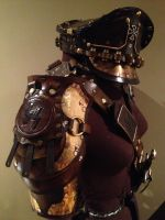 Steampunk German Assassin Gear by Skinz-N-Hydez