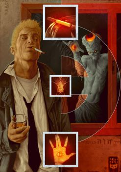 Whiskey, cigarettes and demons by Felideus
