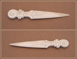 Paper knife by Astalo