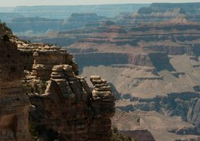 The Magnificent Grand Canyon by jefz