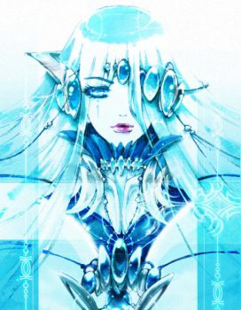 Ice Queen by norli