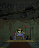 In the Court of the Sewer King by BrianDanielWolf