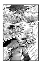 Dragon Trappers P.25 by rufftoon