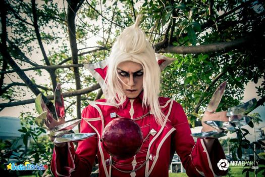 Vladimir - League of Legends cosplay - ThynZ by thynz