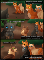 Warriors: Blood and Water - Page 65 by KelpyART