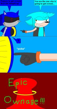 5th Comic: Epic Ownage by 33482
