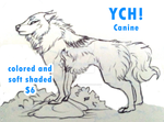 YCH! Standing Still: CLOSED by HikariSilverEye