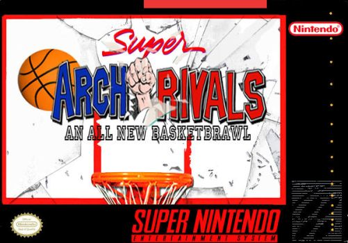 Super Arch Rivals by Maniac1075