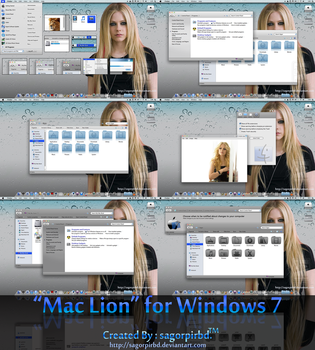 Mac Lion for Win 7 FINAL by sagorpirbd