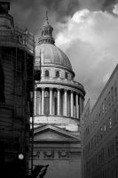 The dome of the Pantheon by 0lastnight0