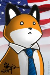 Vote StupidFox for 2012 by eychanchan