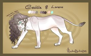 Cecilia Reference by HaikuBaikuu