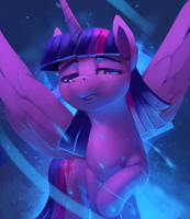 Twillight magical mistake by Rodrigues404