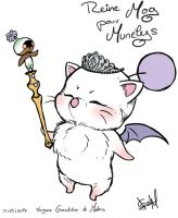 Queen Moggle Mog by MorganeDeMatons