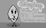 BFDI Tournament Hall of Fame: Shinyleaf (FanCover) by The-Creative-Sketchy