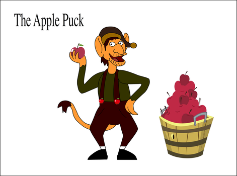 MLP's The Apple Puck by Zacharygoblin55