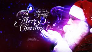Merry Christmas by xvsvinay